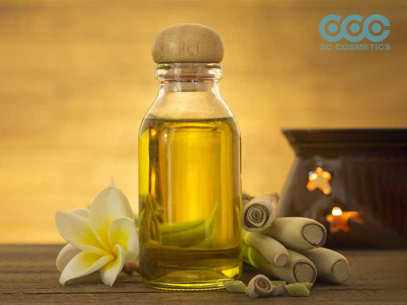 lợi ích của tinh dầu sả chanh