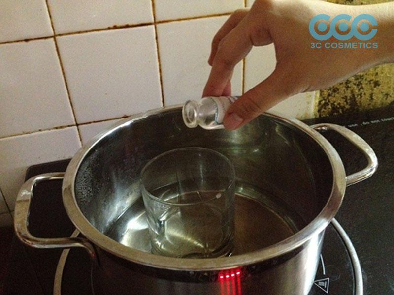 làm nước hoa khô handmade