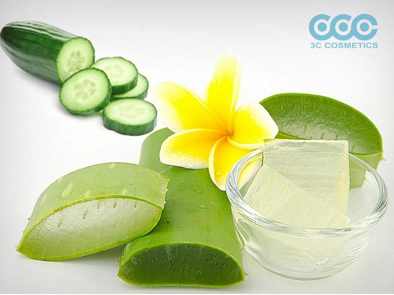 Nguyên liệu làm nước xịt khoáng trà xanh