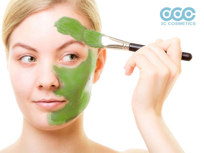 Những lợi ích khi dùng mặt nạ trà xanh
