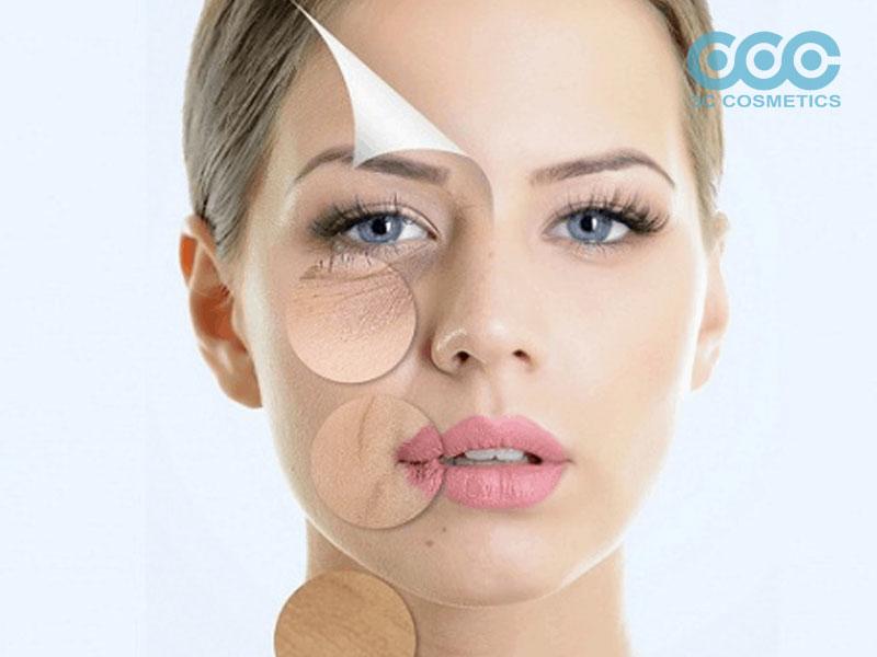 Kiên trì với chu trình dưỡng da mỗi ngày