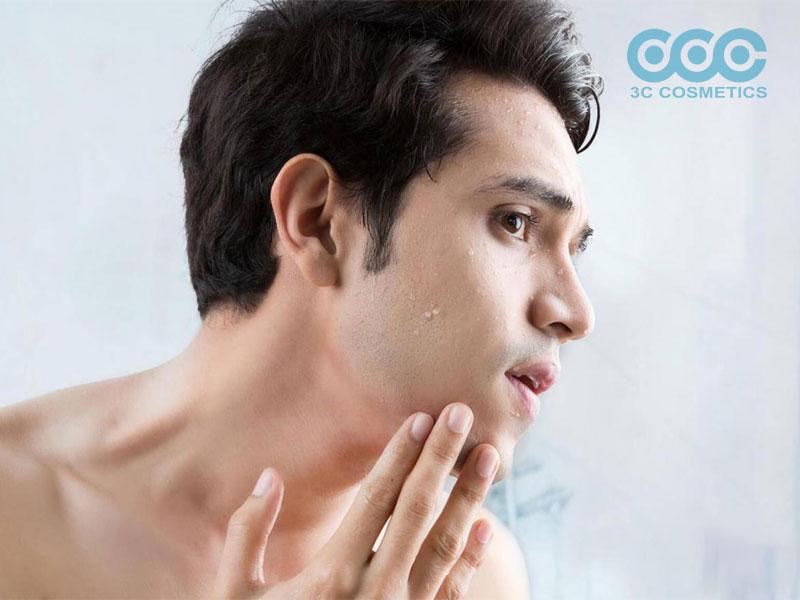 Phương pháp trị mụn hiệu quả cho nam giới