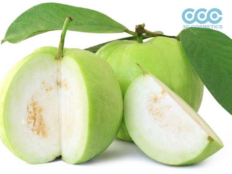 ổi là 1 trong các loại trái cây ăn nhiều gây nổi mụn