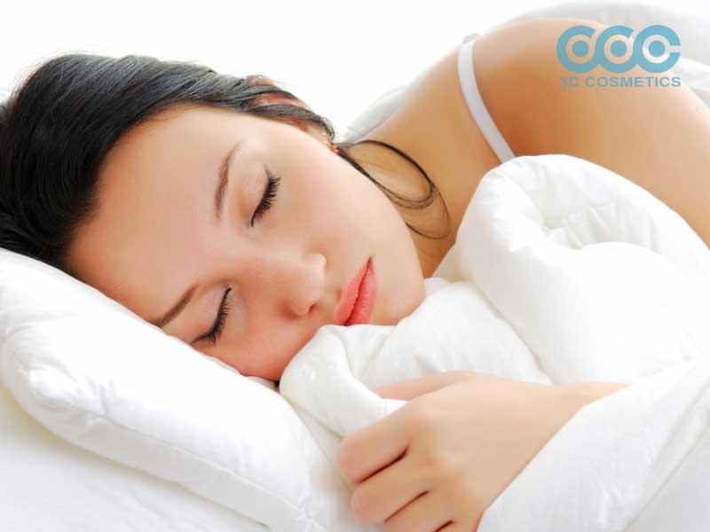 lợi ích của mặt nạ ngủ