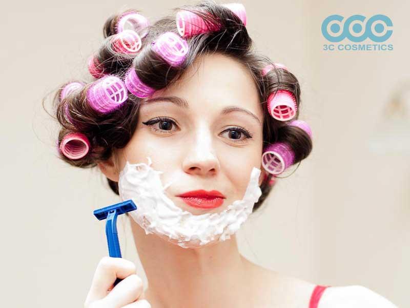 Ưu - Nhược điểm khi cạo lông mặt