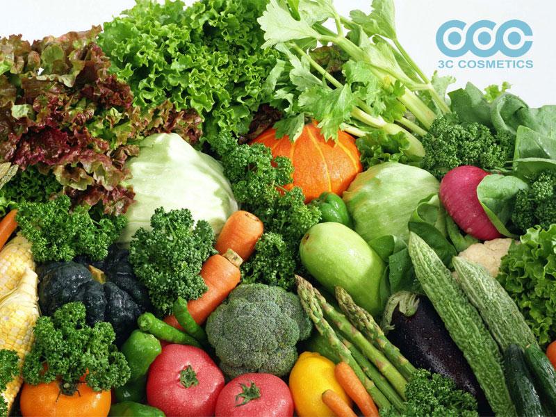 rau xanh thực phẩm giảm cân hiệu quả