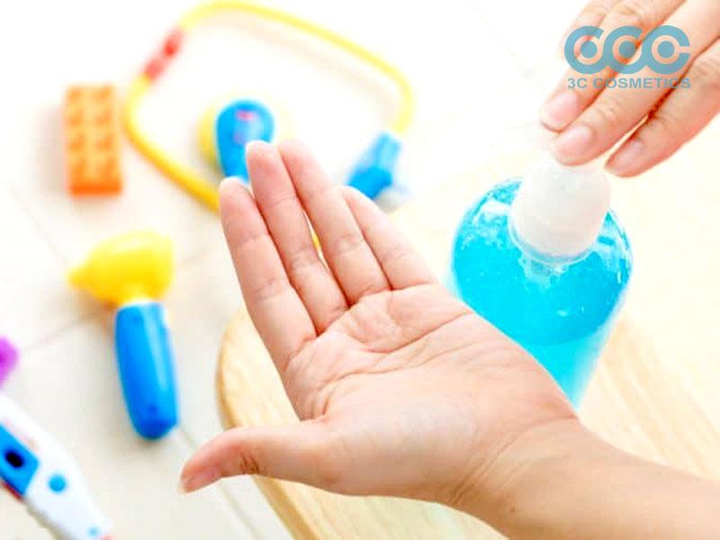 Đặc tính của nước rửa tay