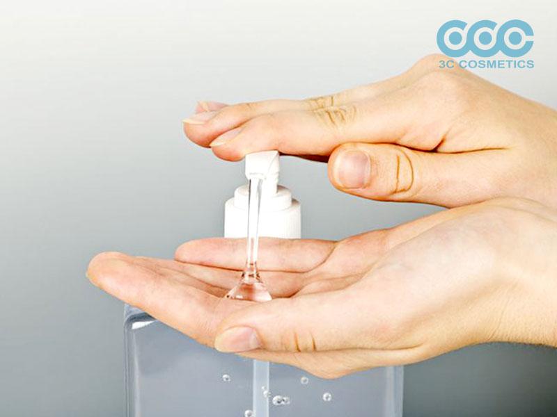 nước rửa tay sát khuẩn