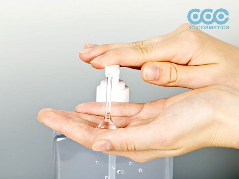 Công thức pha chế nước rửa tay sát khuẩn