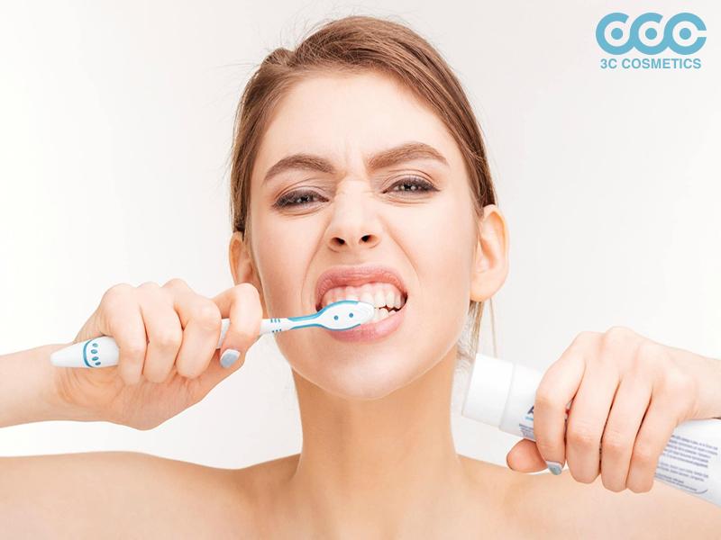 tăng cường sức khỏe răng miệng