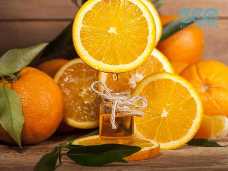tinh dầu cam nguyên chất