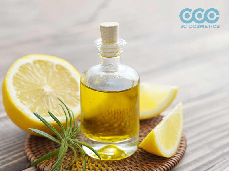 cách làm tinh dầu chanh nguyên chất