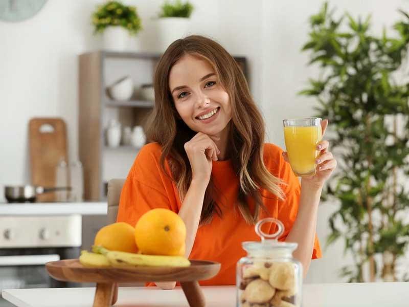 Chữa mùi hôi vùng kín bằng chế độ ăn uống hợp lý