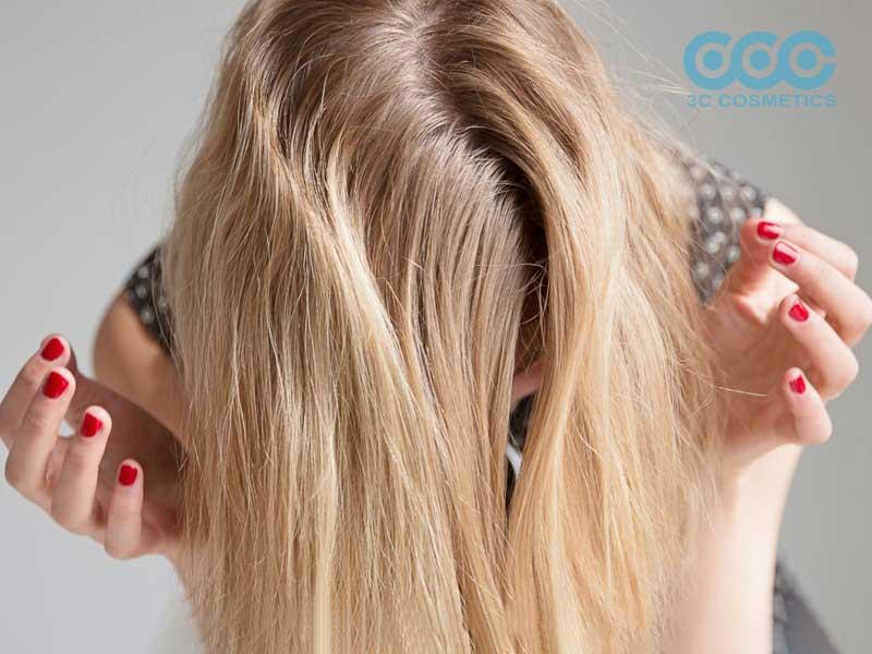 Hướng dẫn cách trị tóc dầu bết dính hiệu quả