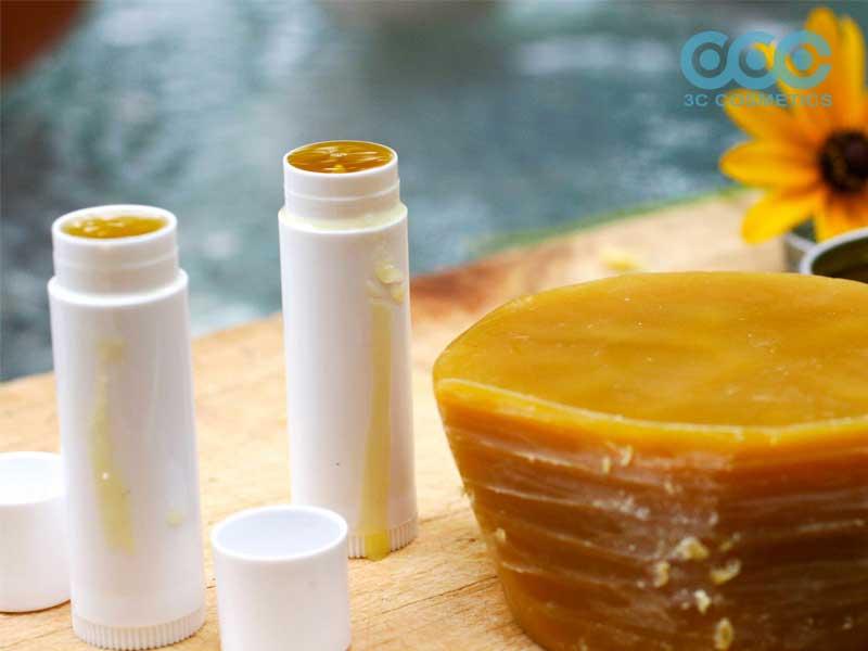 Công thức pha chế Son bóng mật ong và chanh