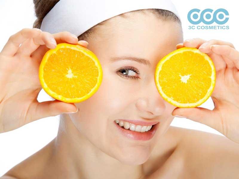 Cách điều trị đốm da với nước chanh