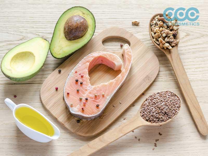 thực phẩm chứa Omega-3