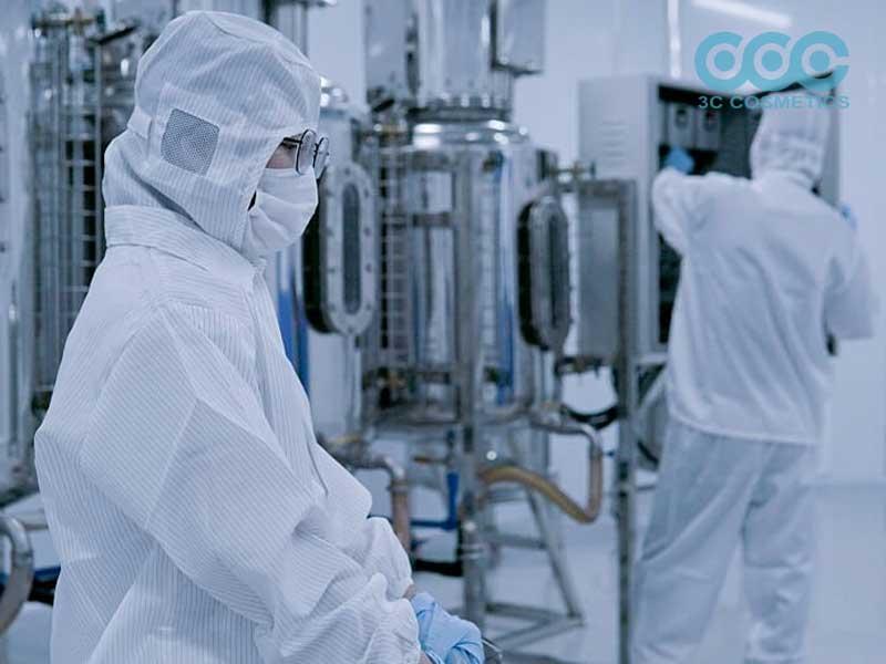 3C công ty gia công mỹ phẩm uy tín theo yêu cầu