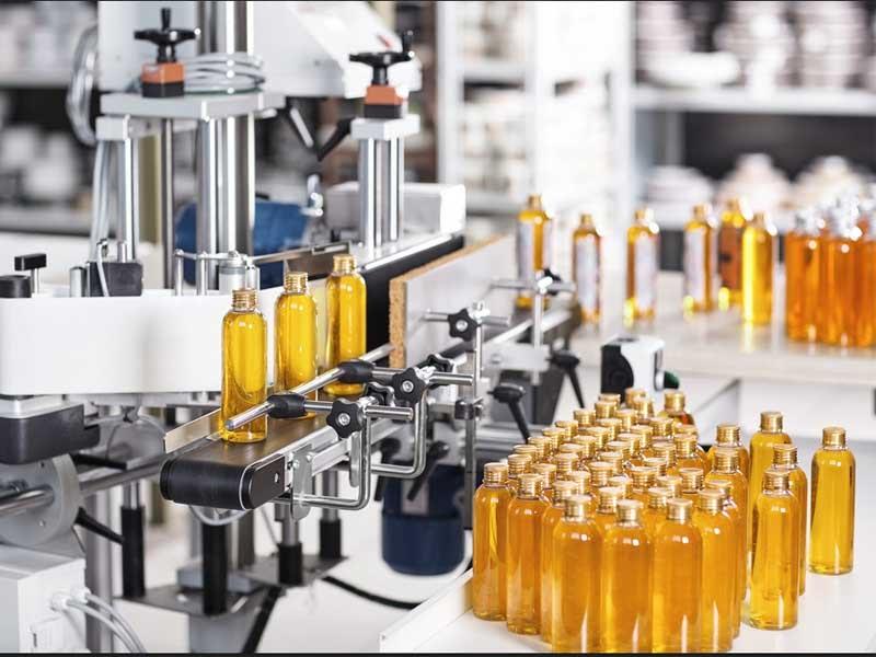 Sản xuất dầu gội thảo mộc