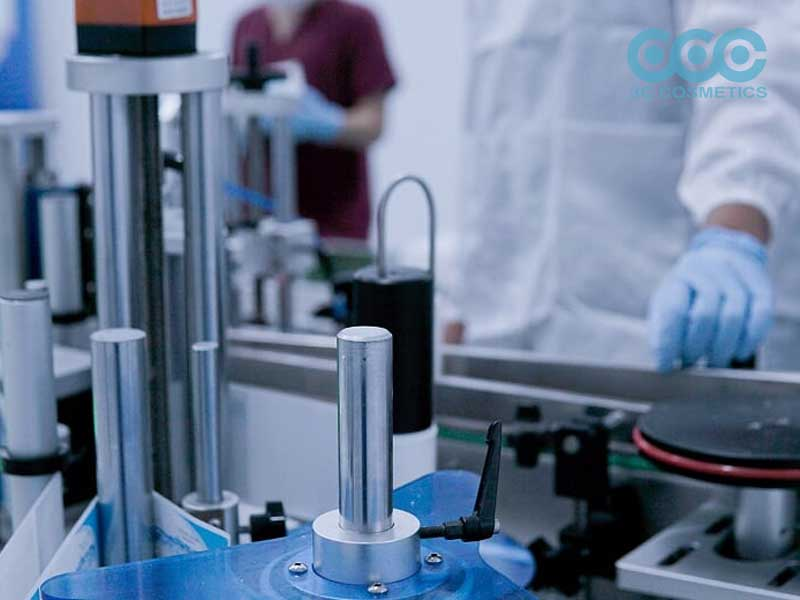 Nhà máy sản xuất mỹ phẩm tại Việt Nam