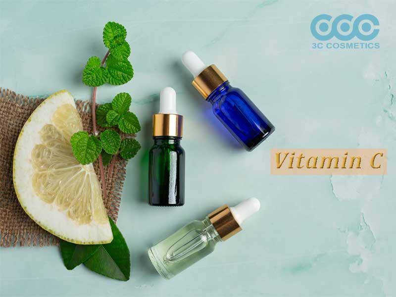 Các dạng vitamin c trong mỹ phẩm làm đẹp