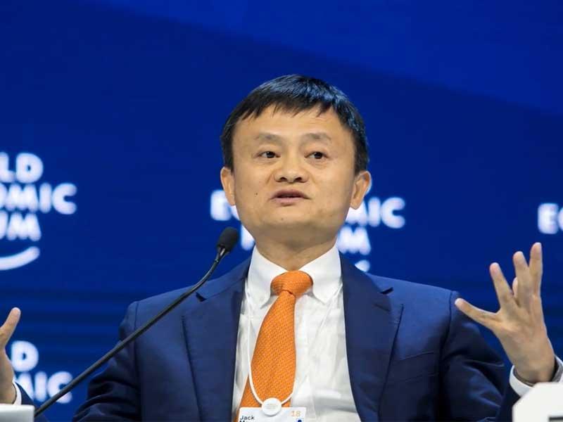 doanh nhân Jack Ma